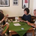 ほっとカフェ中川で活動するサークルの紹介
