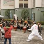 1月23日(土)中川駅ステージ広場で「新春餅つき大会」開催
