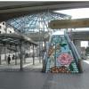 中川ルネッサンスプロジェクトⅡ 西中美術部で中川駅前階段アートデザイン決まる