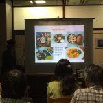 都市大留学生カフェ開催  テーマ:「ネパールの暮らしと環境」