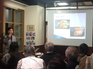 武漢には豊かな外食の文化があります。