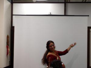 Teej(女性のお祭り)の舞踊