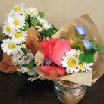 4/29(土)早渕川・老馬谷ガーデン(HRG)イベント: 花束づくりをしませんか