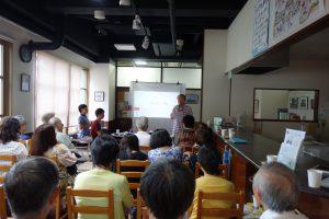 留学生カフェ2017年7月5日韓国の暮らしと環境 司会