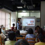 第5回都市大留学生カフェ 「韓国の暮らしと環境」が開催されました