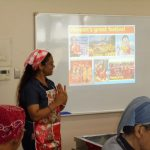 第6回都市大留学生カフェ ネパール料理で国際交流